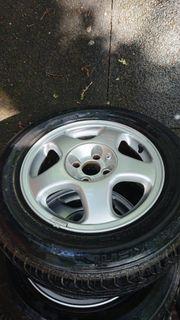 Opel Alufelgen 15 4x100