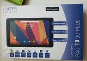 Captiva Pad 10 3G Plus