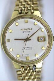Kienzle Swiss Automatic 21 Jewels
