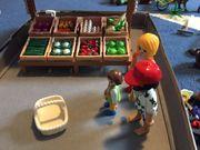 Playmobil Gemüsestand