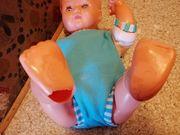 Große Puppe alt