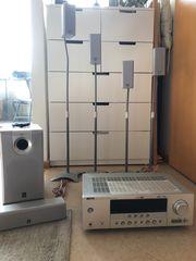 Yamaha HTR 6030 Surroundsystem 5