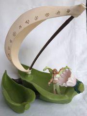 Scleich Elfenboot mit Elfe