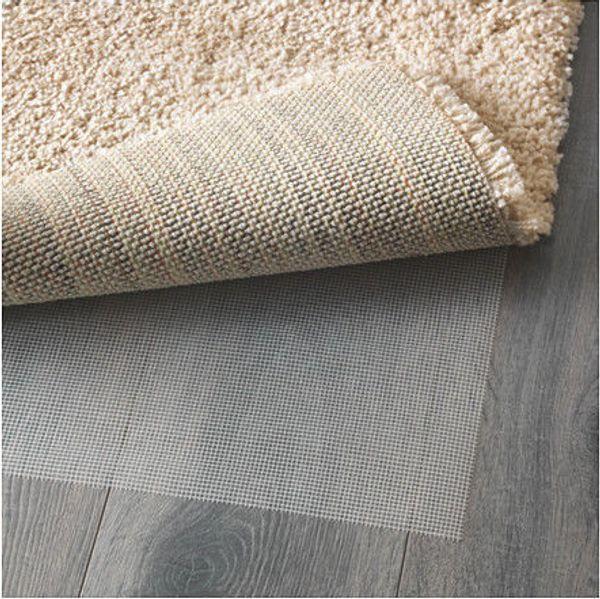 IKEA ADUM Langflor Teppich in elfenbeinweiß; 170X240 in ...