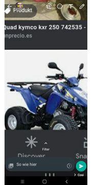 Quad Kymco Maxxer 250