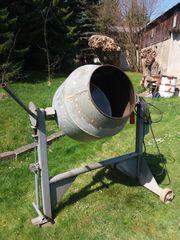 Biete Betonmischer 75 Liter