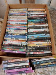 Ca 300 verschiedene DVD