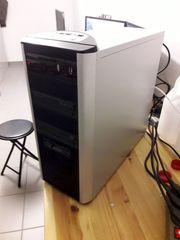 Computer komplett Tower mit 2