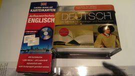 Schul- und Lehrbedarf - Deutsch Englisch Sprachboxen NEU zu