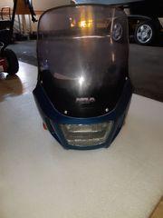Suzuki Bandit 600 Scheinwerfermaske mit
