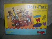 Lernspiel Ratz Fatz Aufgepasst und