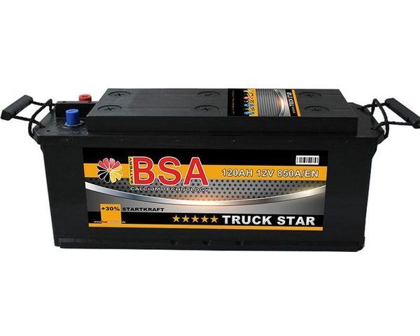 BSA LKW Batterie 120Ah 850A