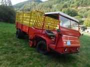 Bucher TRL 2600 Allrad Traktor