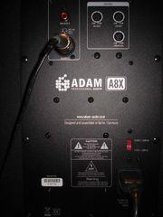 2X Adam A8X STUDIO MONITOR