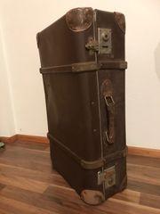 Koffer Vintage Antiquität