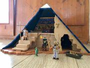 Wie neu Playmobil Pyramide des
