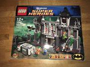 Lego Arkham Asylum 10937