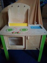 Hape Holzküche Kinderküche Holz