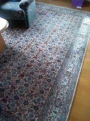 Indischer Teppich echt und groß