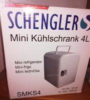 Mini-Kühlschrank Schengler 4l