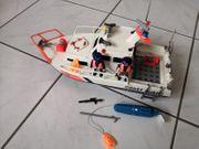 Playmobil PM448-A Küstenwachboot Coast Guard
