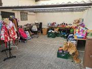 Privater Hofflohmarkt