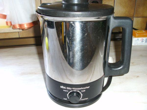 Wasserkocher elektrisch