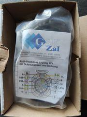 AHK Dose 13-polig 12V für