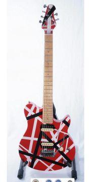 E-Gitarre Frankenstein OLP EVH