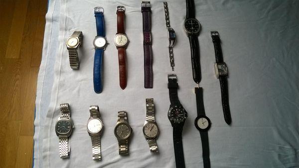 Damen Herren Armbanduhren zu verkaufen