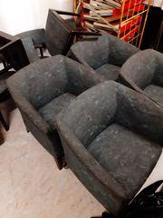 Sessel aus der Kreuzbar