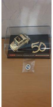 Modellauto FIAT 500 Limitierte Edition