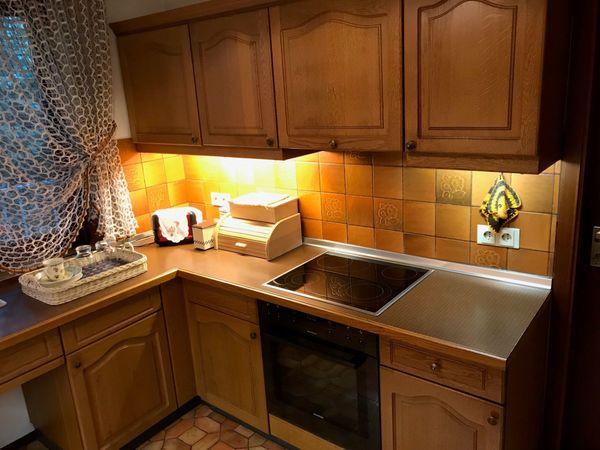 Miniküche Mit Kühlschrank Bauknecht : Küche mit siemens ceranfeld spülmaschine schränke einzeln o