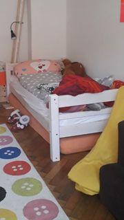 Bett günstig abzugeben für Selbstabholer