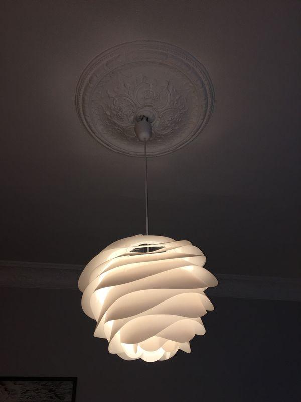 Moderne Lampe