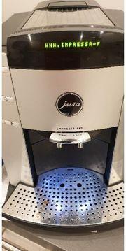 Jura F90 Espressomaschine sehr guter