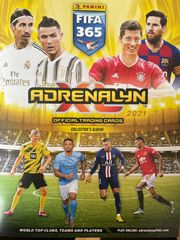 Panini 365 Adrenalyn Trading Cards