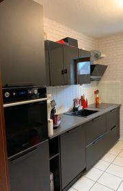 Ikea METOD Küche mit Dunstabzugshaube