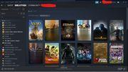 Steam Account viele Spiele u