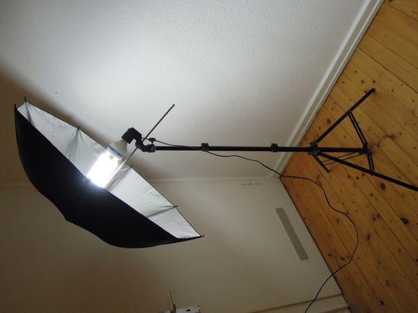 Fotoleuchten Set