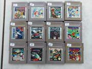 Nintendo Gameboy und Gameboy Color