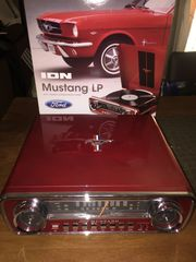 ION Audio Mustang LP -USB
