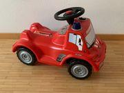 Bobby Car Feuerwehrauto