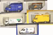 5 Modelle Kleintransporter 1 87