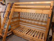Massives Holz Etagenbett