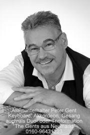 Alleinunterhalter Peter Gent Neumarkt