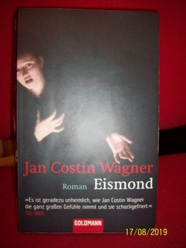 EISMOND v. Jan Costin Wagner ( Krimi, Roman )