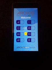 Archos 5Of Helium 32gb indigoblau