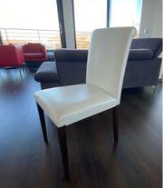 6 Stühle in Echtleder