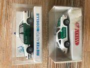 Rietze und Wiking Modellautos